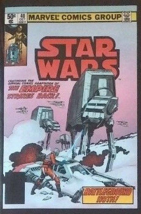 IDW Mini Comic - The Empire Strikes Back 40