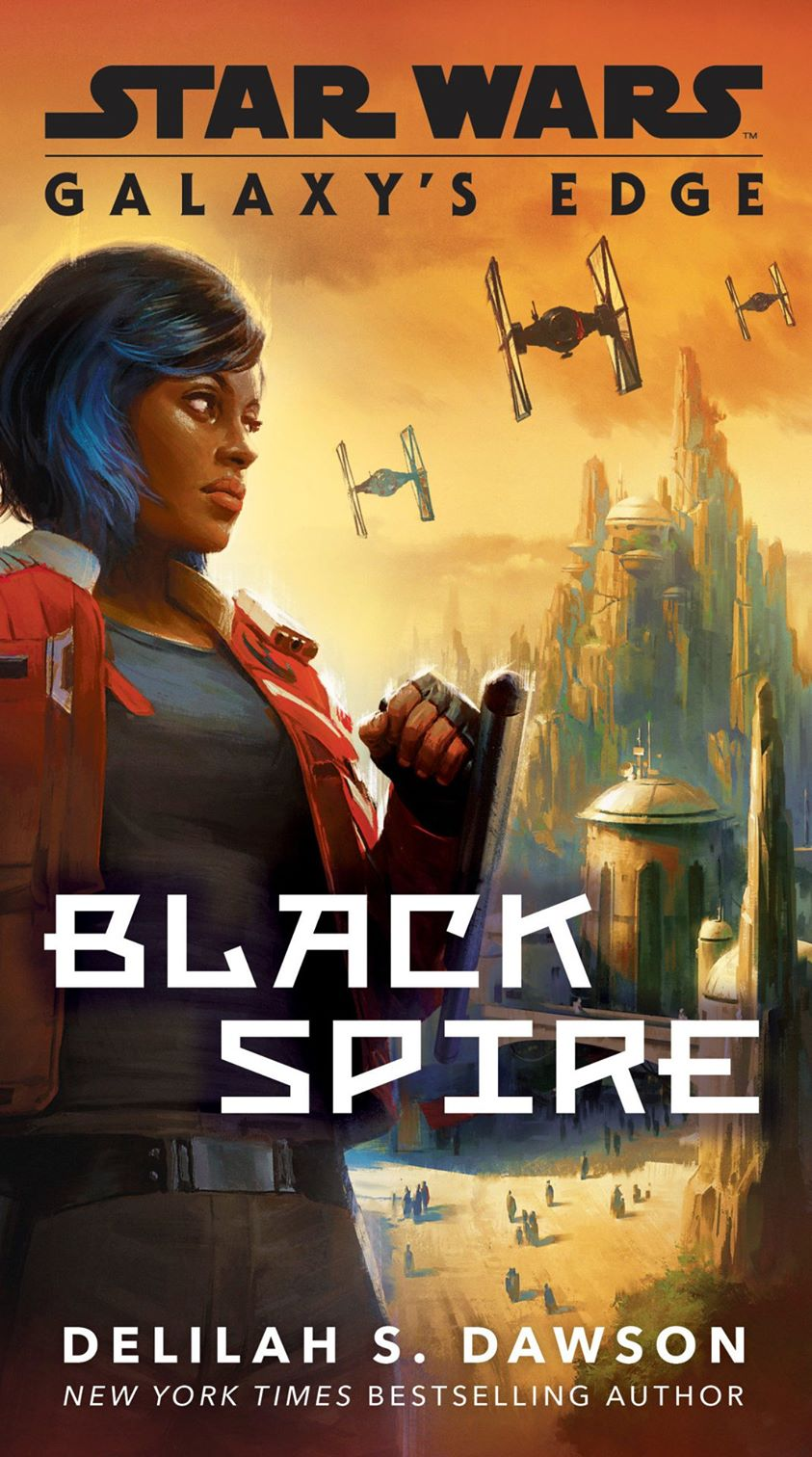 Star Wars Galaxy's Edge: Black Spire (paperback)