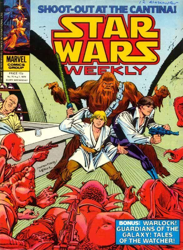 Star Wars Weekly 75