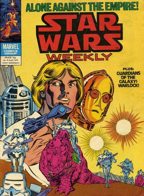Star Wars: The Jawa Express