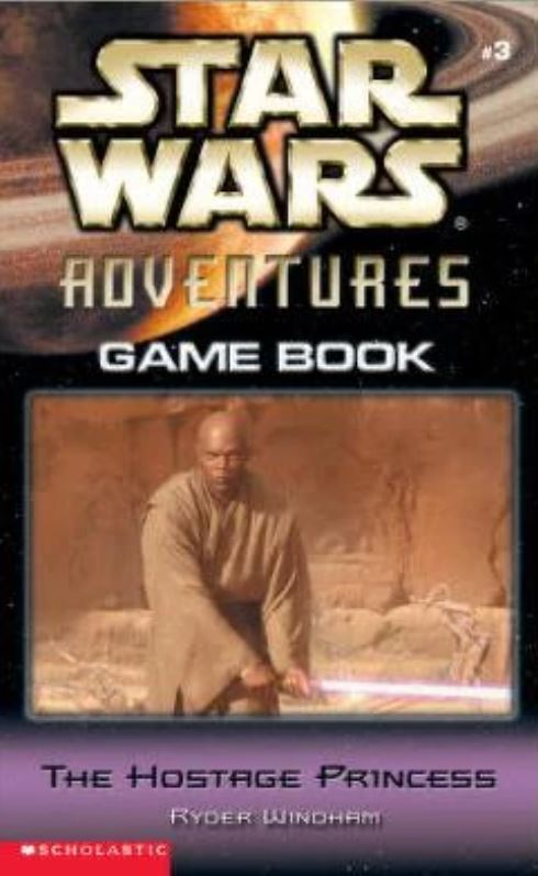 Star Wars Adventures Game Book: The Hostage Princess