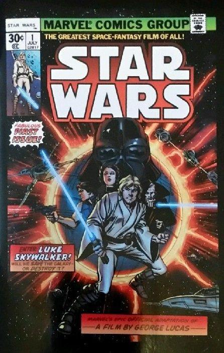 IDW Mini Comic - Star Wars 1