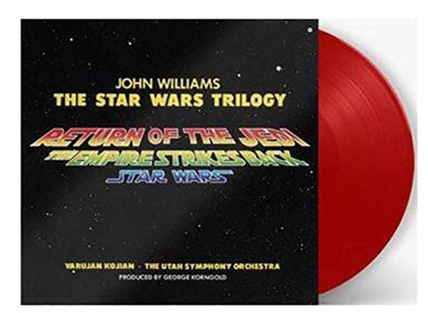 John Williams' Star Wars Trilogy (Utah Symphony - Red)
