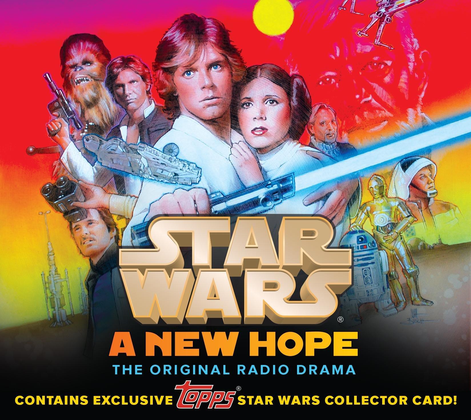 Star Wars A New Hope Radio Drama - Light Side Edition