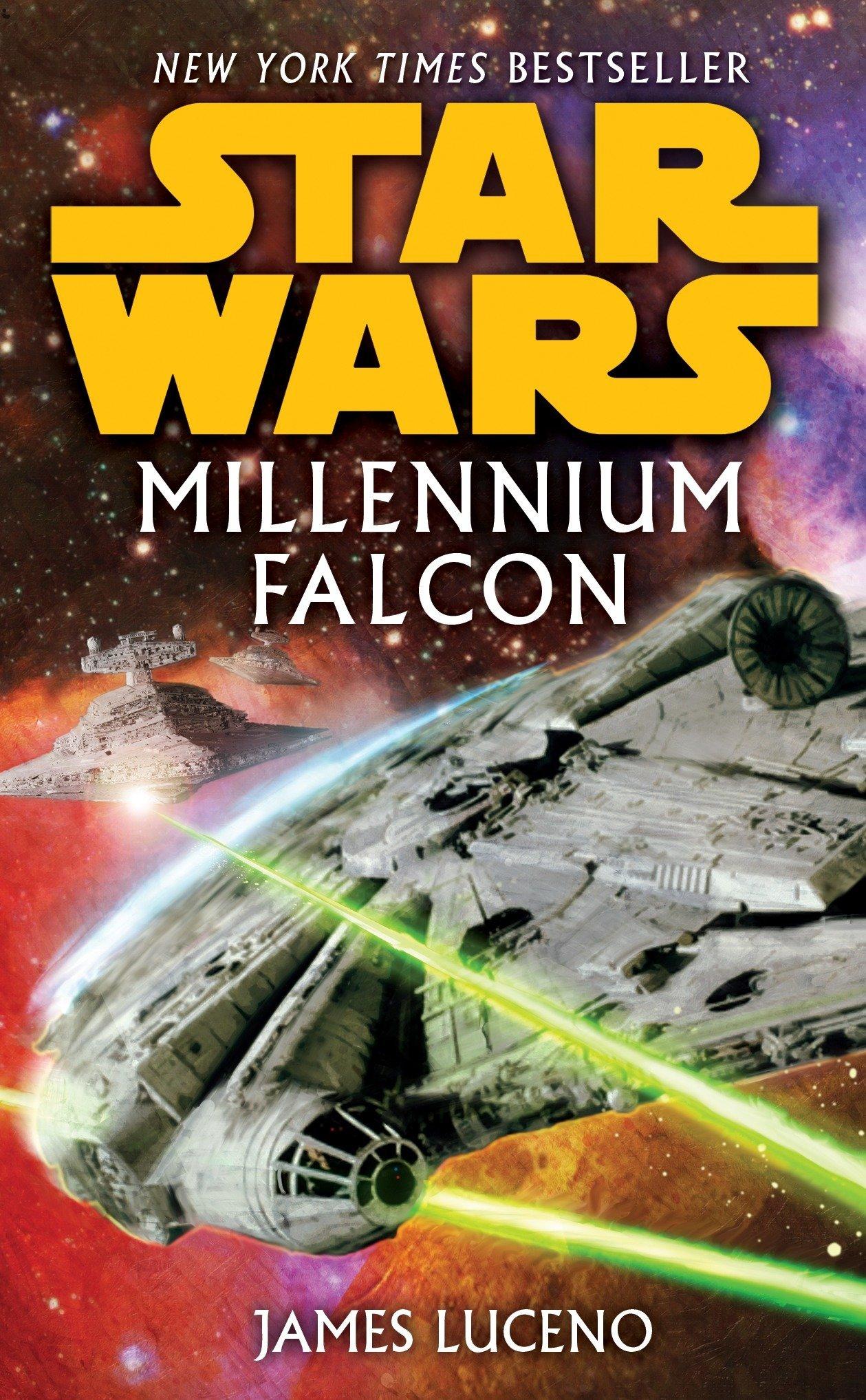 Star Wars: Millennium Falcon  (paperback)