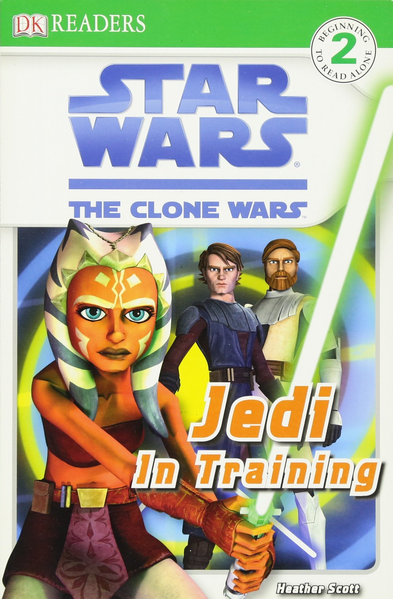 Star Wars: Ahsoka - Jedi in Training