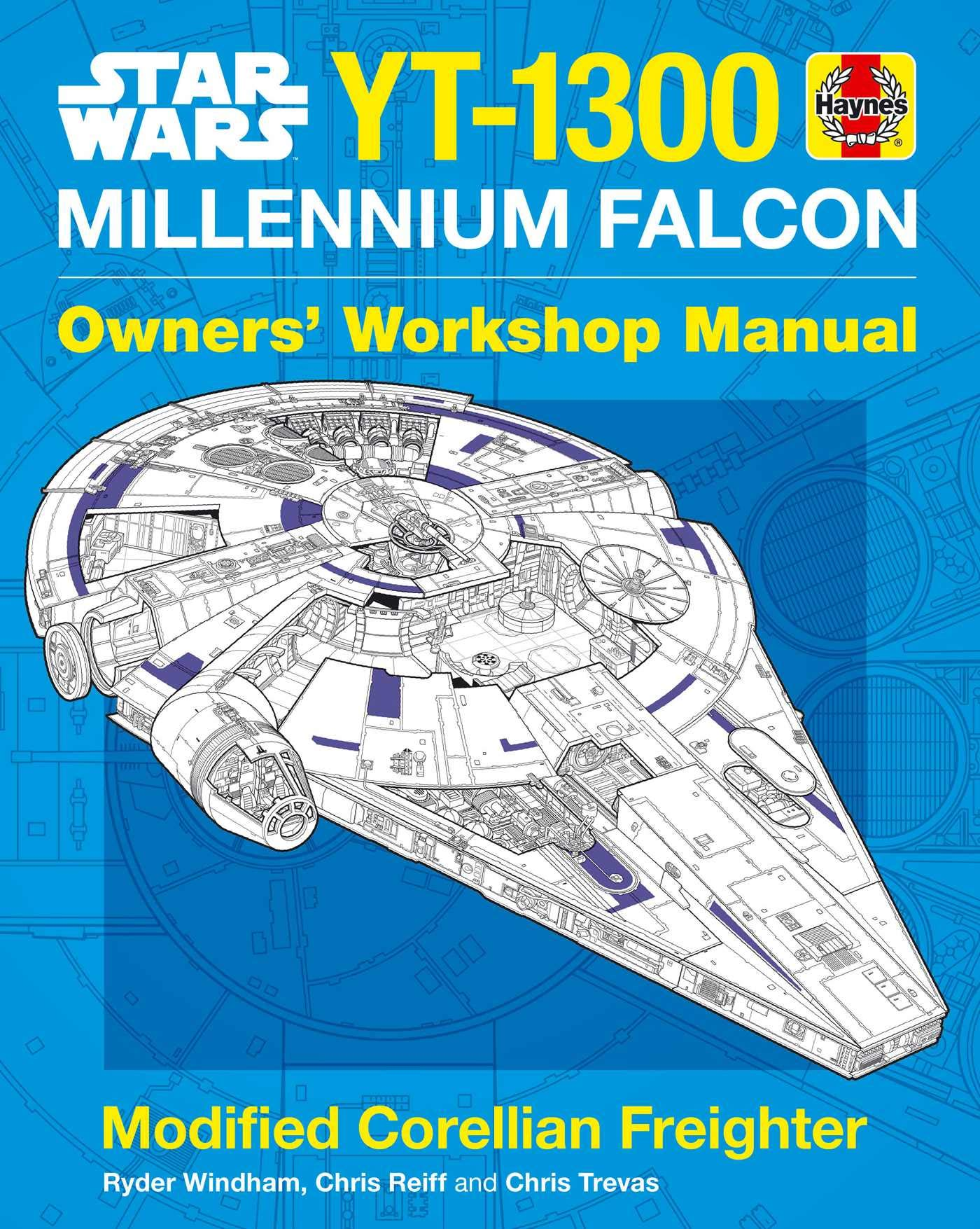 Star Wars: Millennium Falcon, Modified YT-1300 Corellian Feighter (updated)