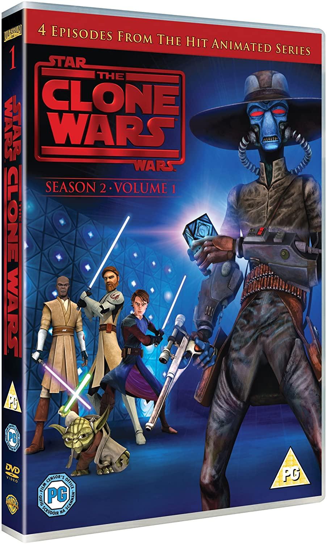 Star Wars: The Clone Wars Season 2 Volume 1