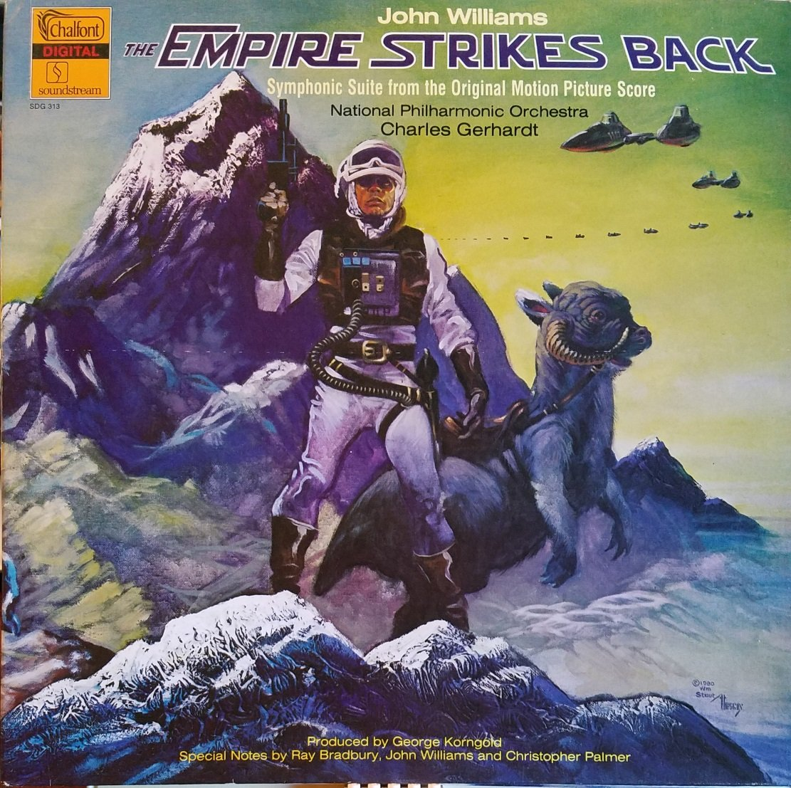 The Empire Strikes Back Symphonic Suite, National Philharmonic