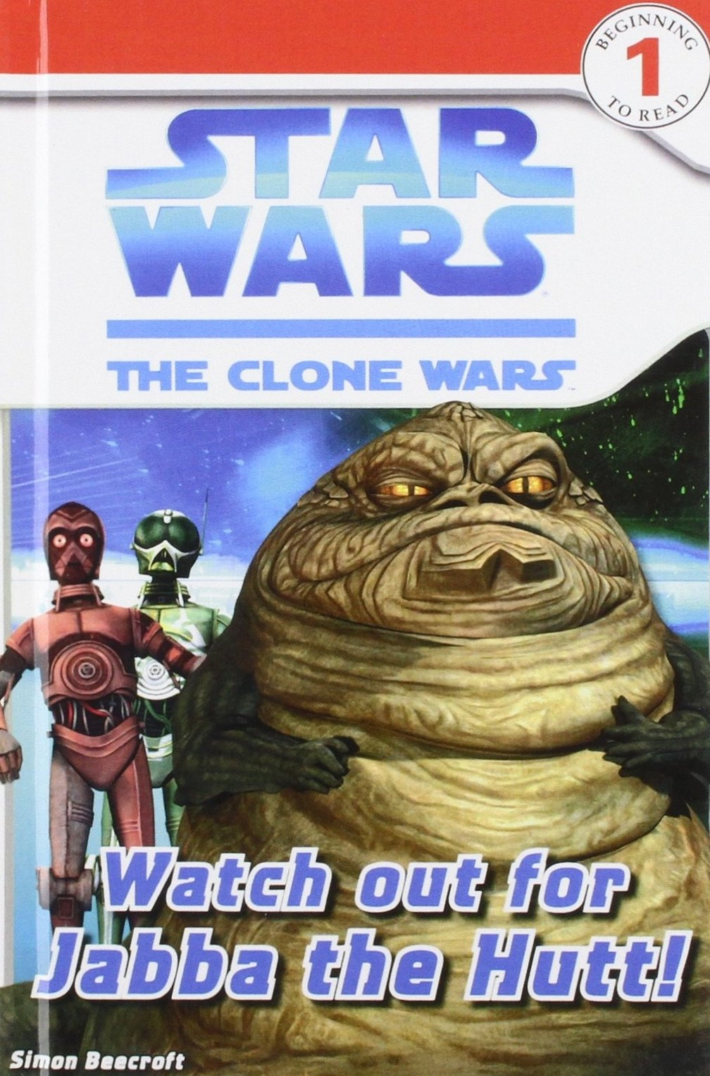 Star Wars The Clone Wars: Watch Out for Jabba the Hutt