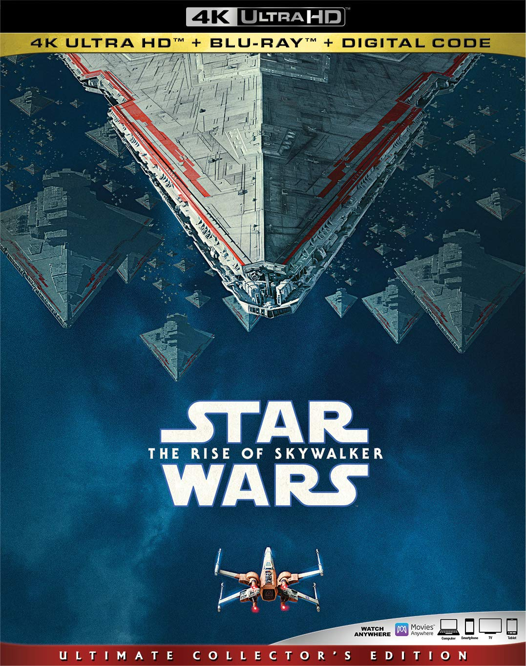 Star Wars: The Rise of Skywalker 4K Blu Ray