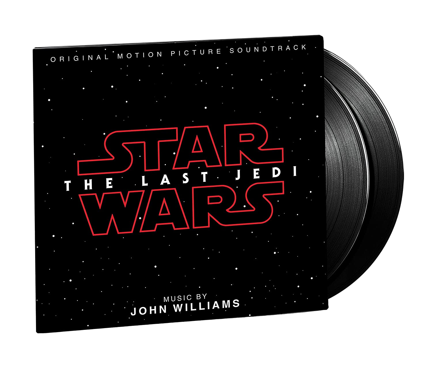 Star Wars: The Last Jedi Original Motion Picture Soundtrack (Record)