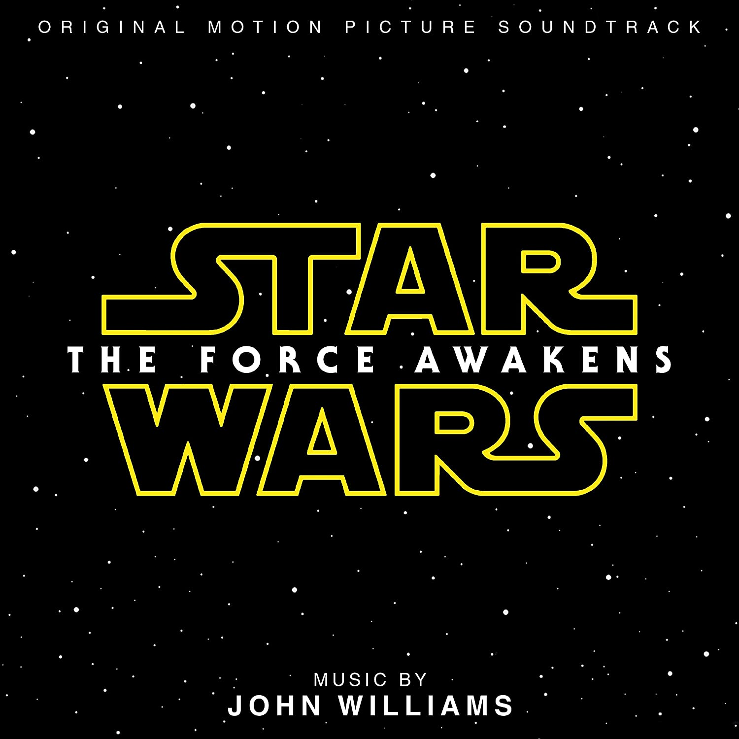 Star Wars: The Force Awakens Original Motion Picture Soundtrack (Record)