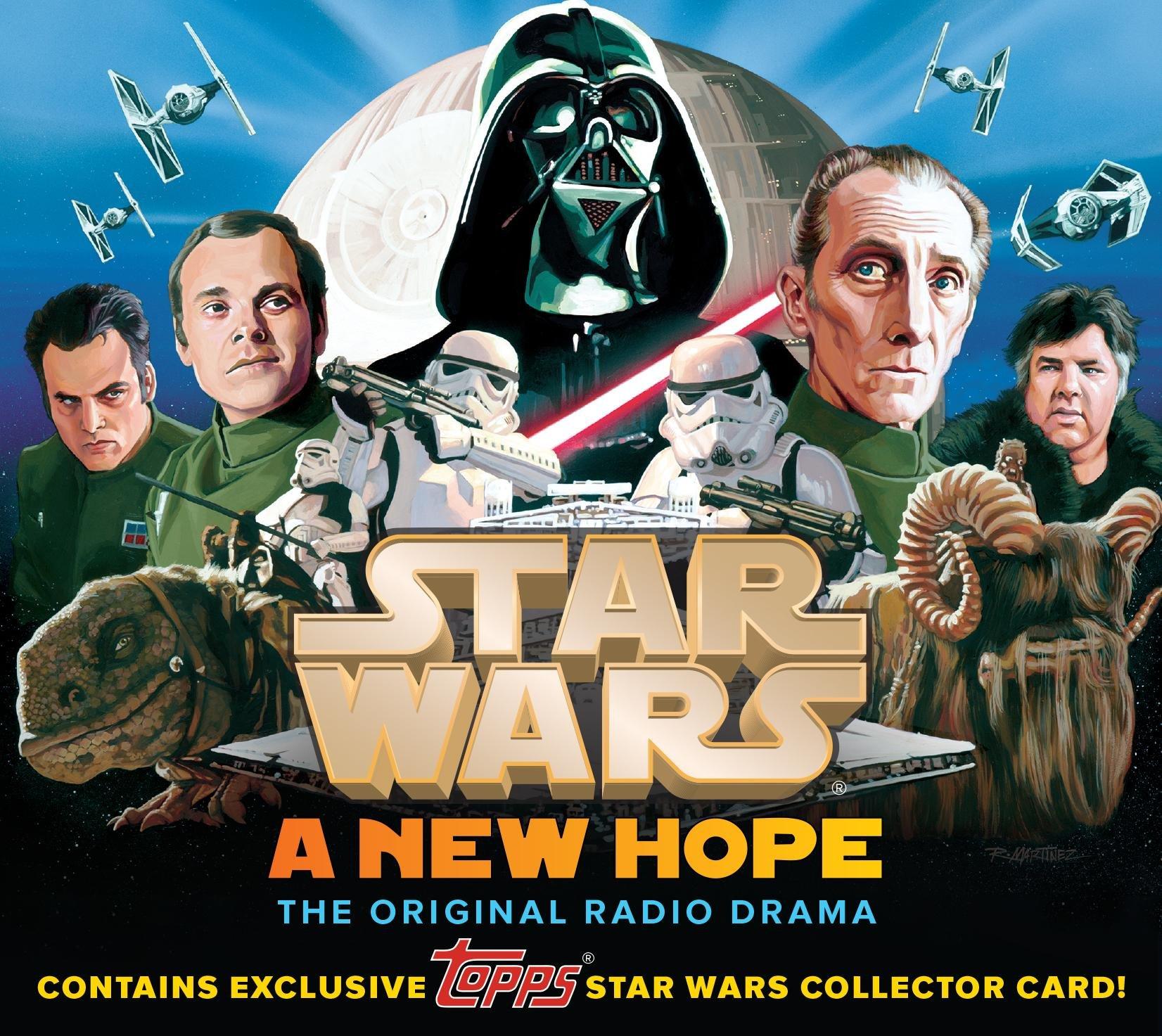 Star Wars A New Hope Radio Drama - Dark Side Edition