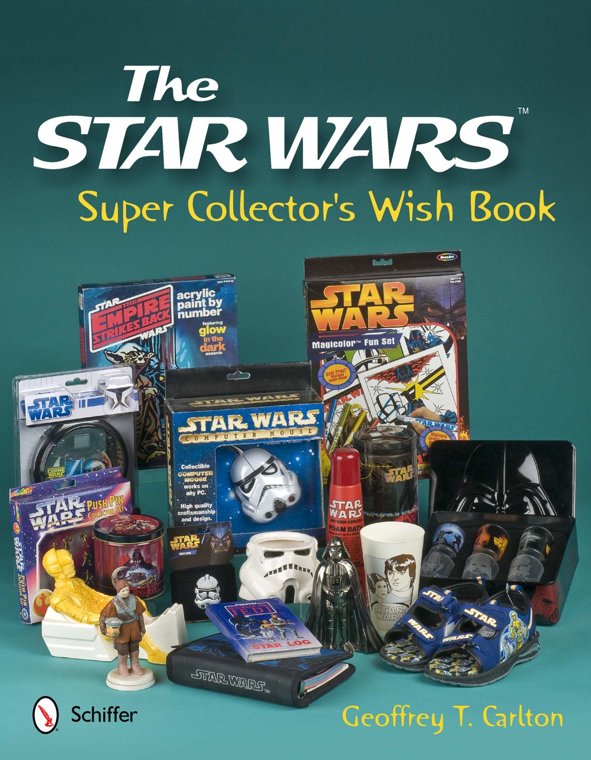 The Star Wars Super Collector's Wish Book Sixth Edition