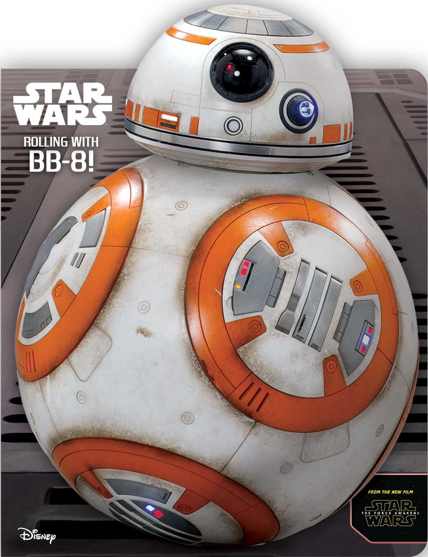 Star Wars Rolling With BB-8