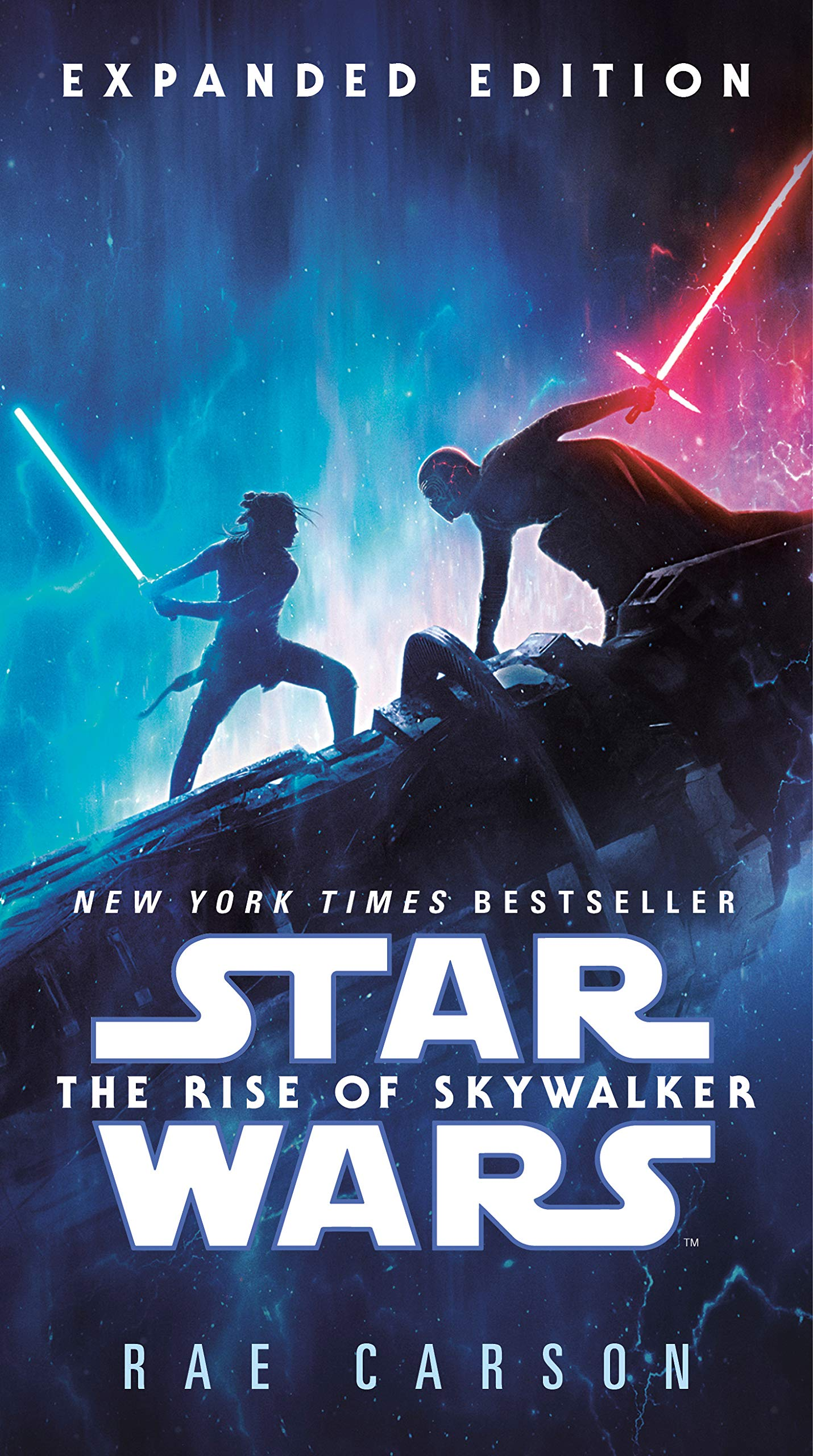 Star Wars: The Rise of Skywalker Expanded Edition (paperback)