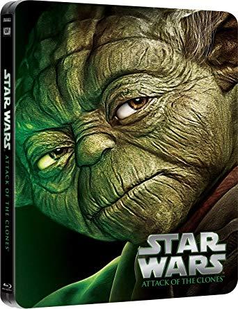 Star Wars: Attack of the Clones Steelbook