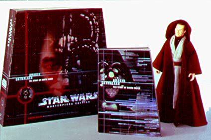 Star Wars Anakin Skywlker: The Story of Darth Vader
