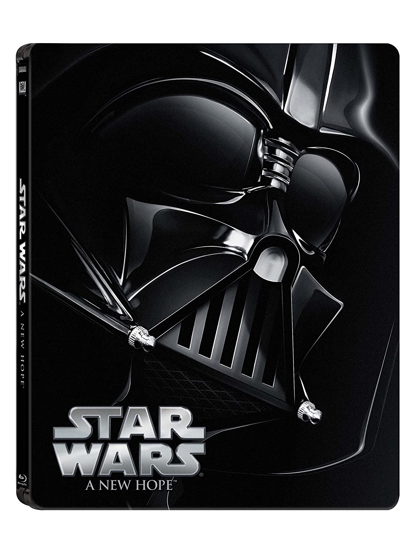 Star Wars: A New Hope Steelbook