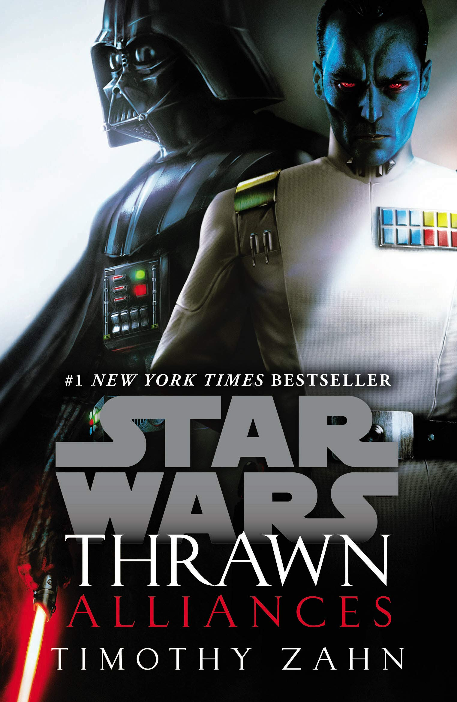 Star Wars Thrawn: Alliances (paperback)