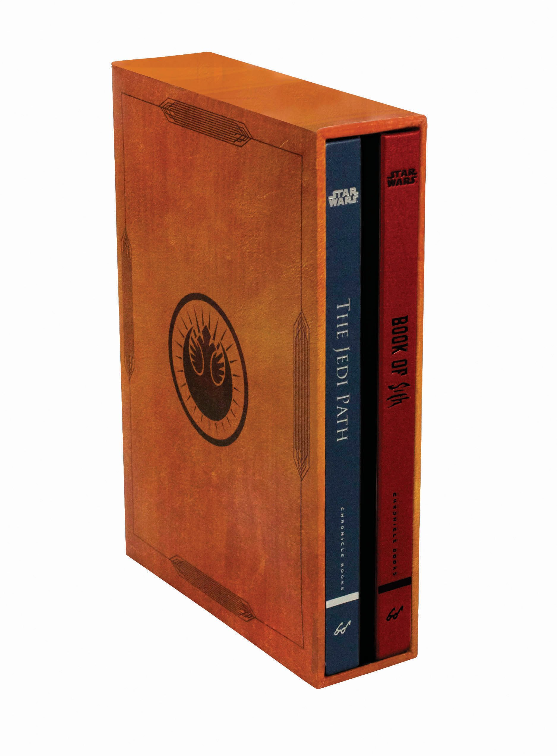 The Jedi Path / The Book of Sith Deluxe Edition
