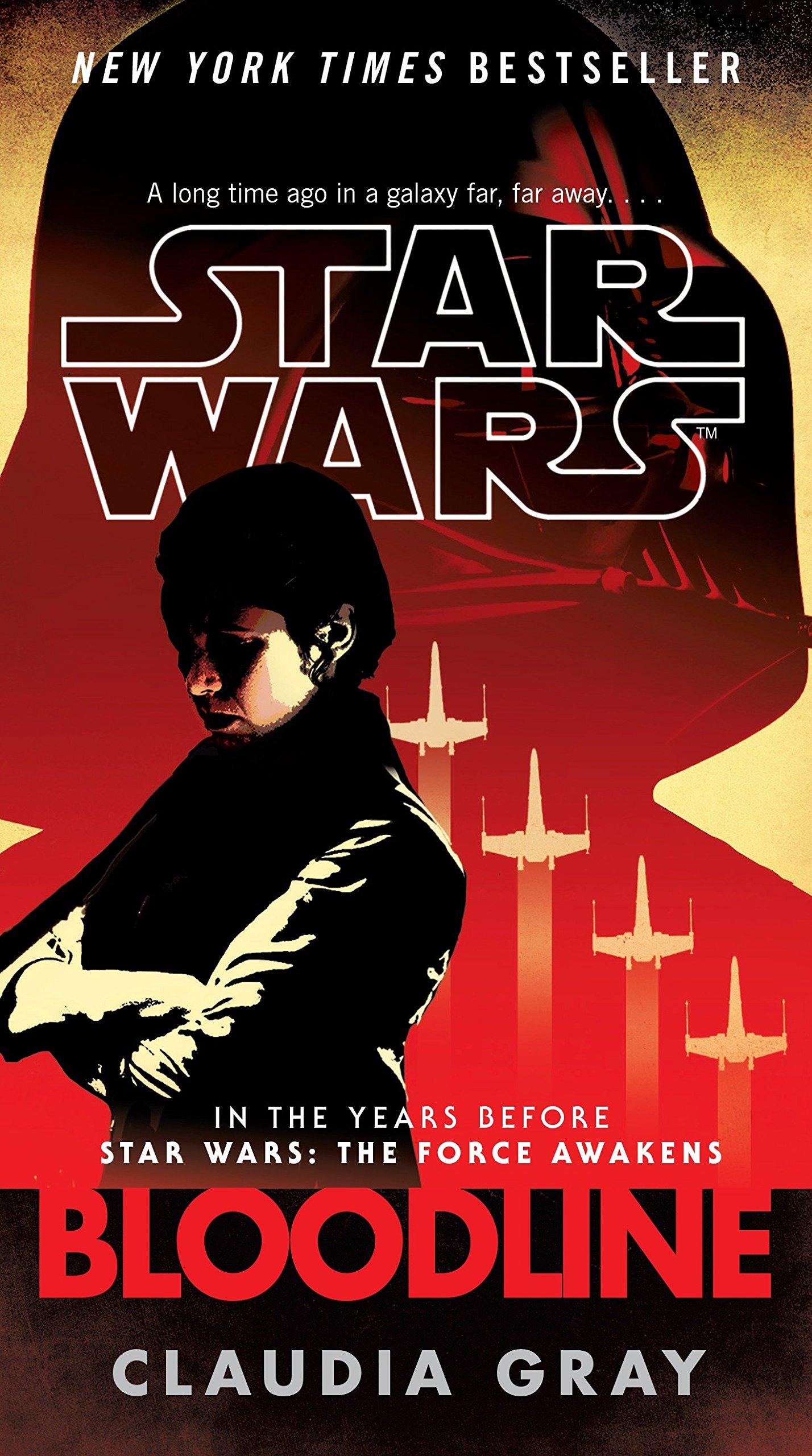 Star Wars: Bloodline (paperback)
