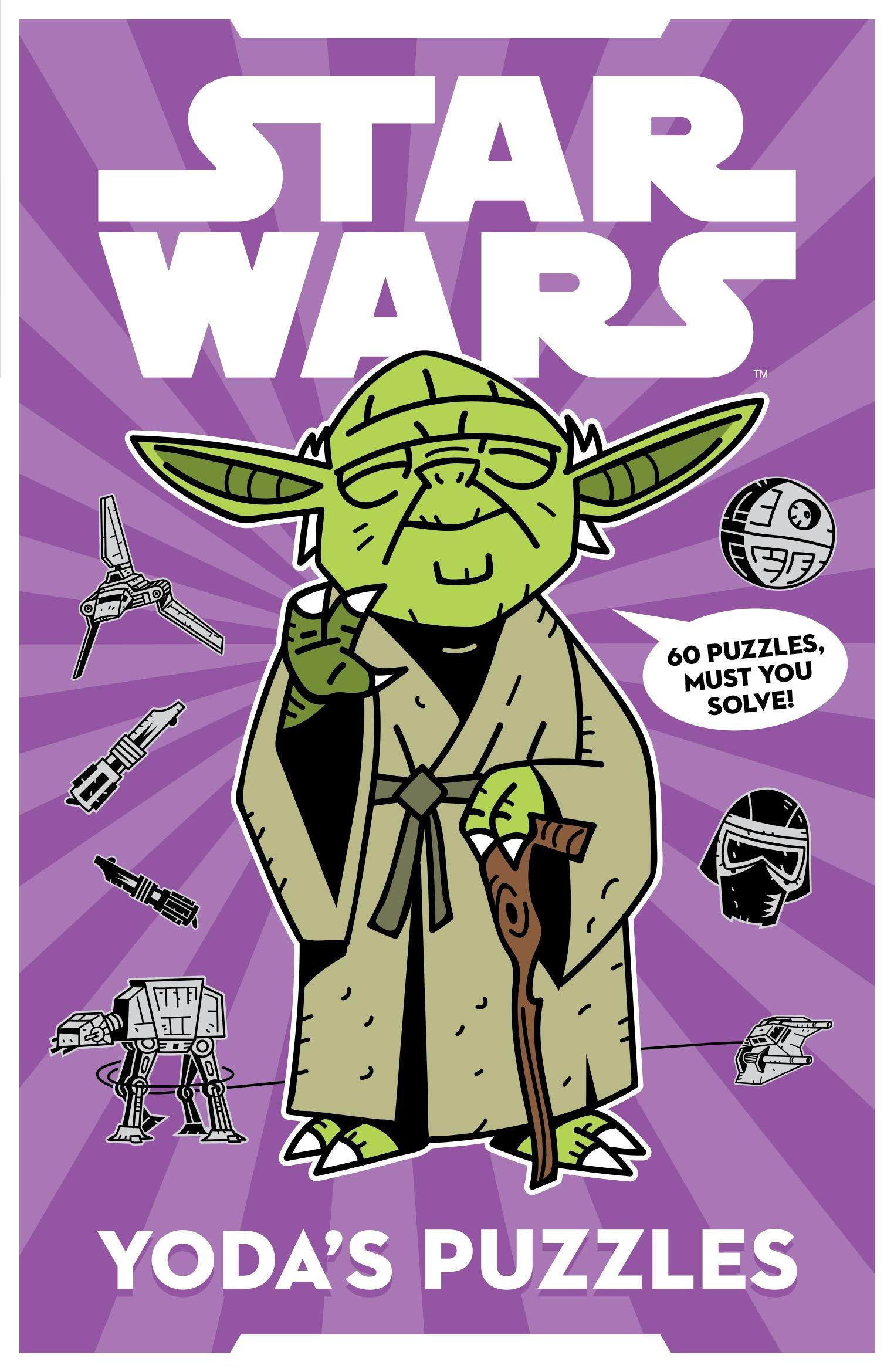 Star Wars: Yoda Puzzles