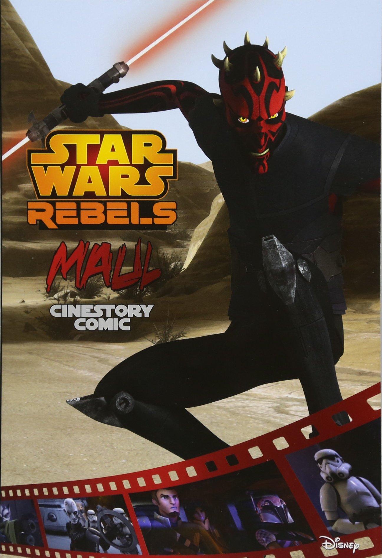 Star Wars Rebels: Maul Cinestory Comic