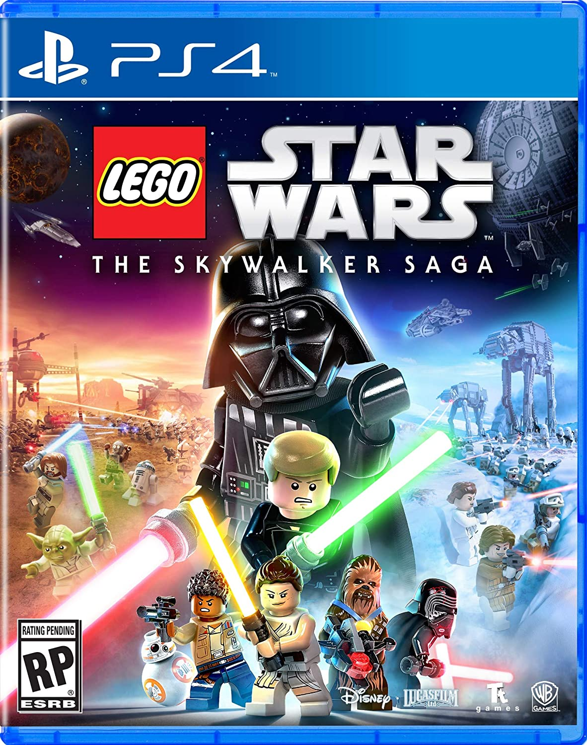 Lego Star Wars: The Skywalker Saga - PS4