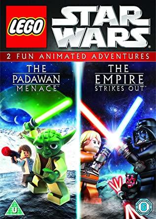 Lego Star Wars: 2 Fun Animated Adventures