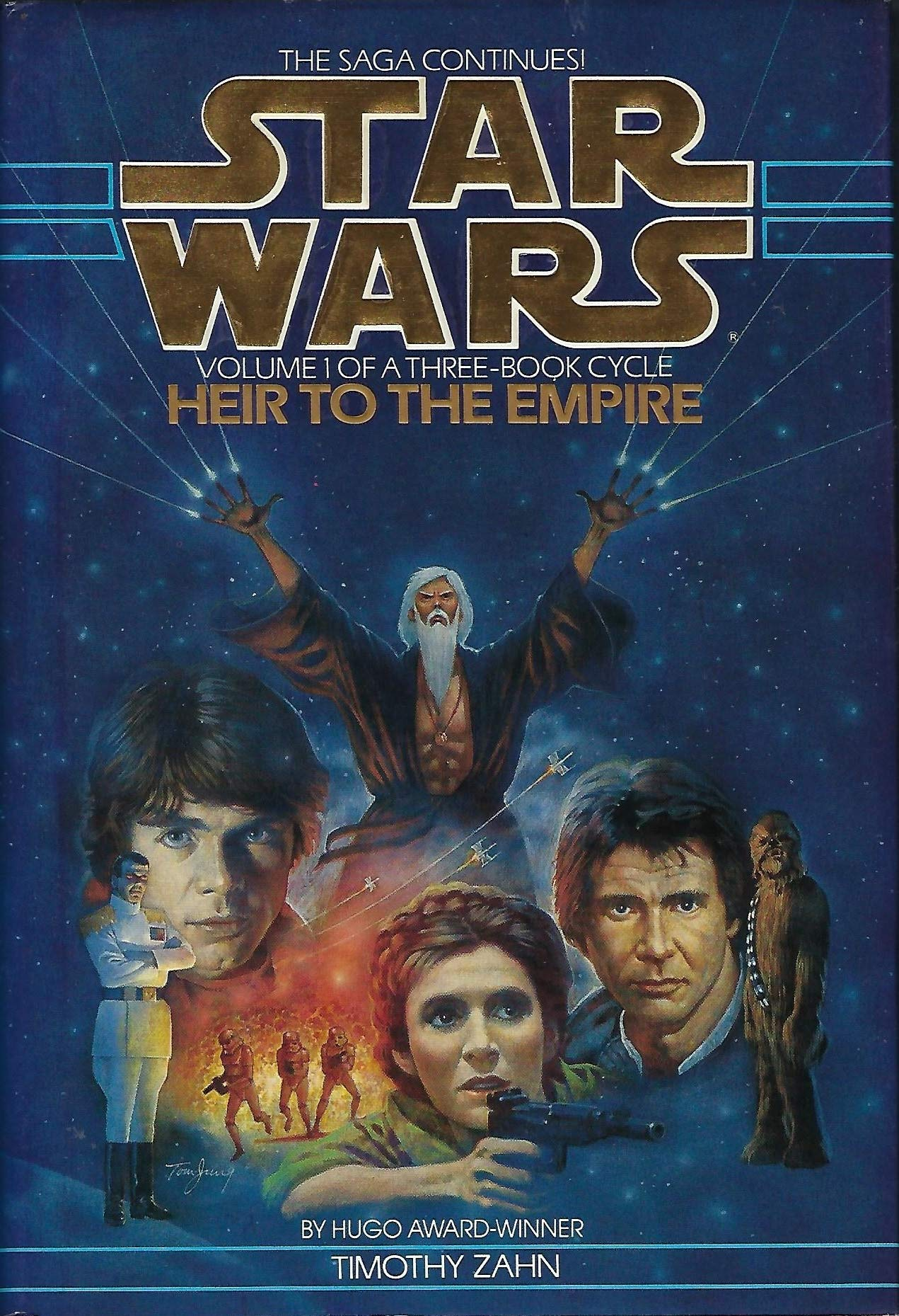 Star Wars: Heir to the Empire (paperback)