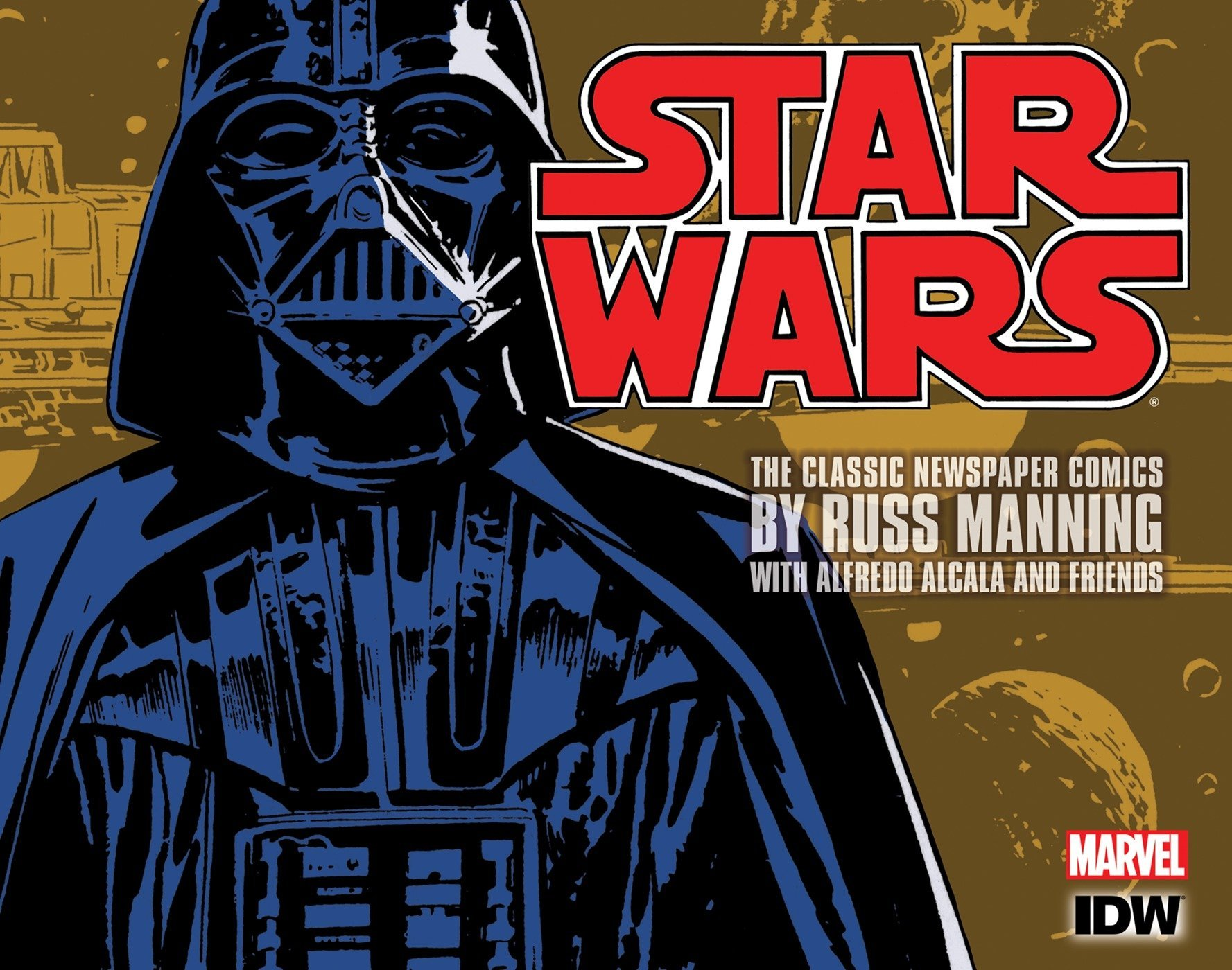 Star Wars: The Classic Newspaper Comics Volume 1