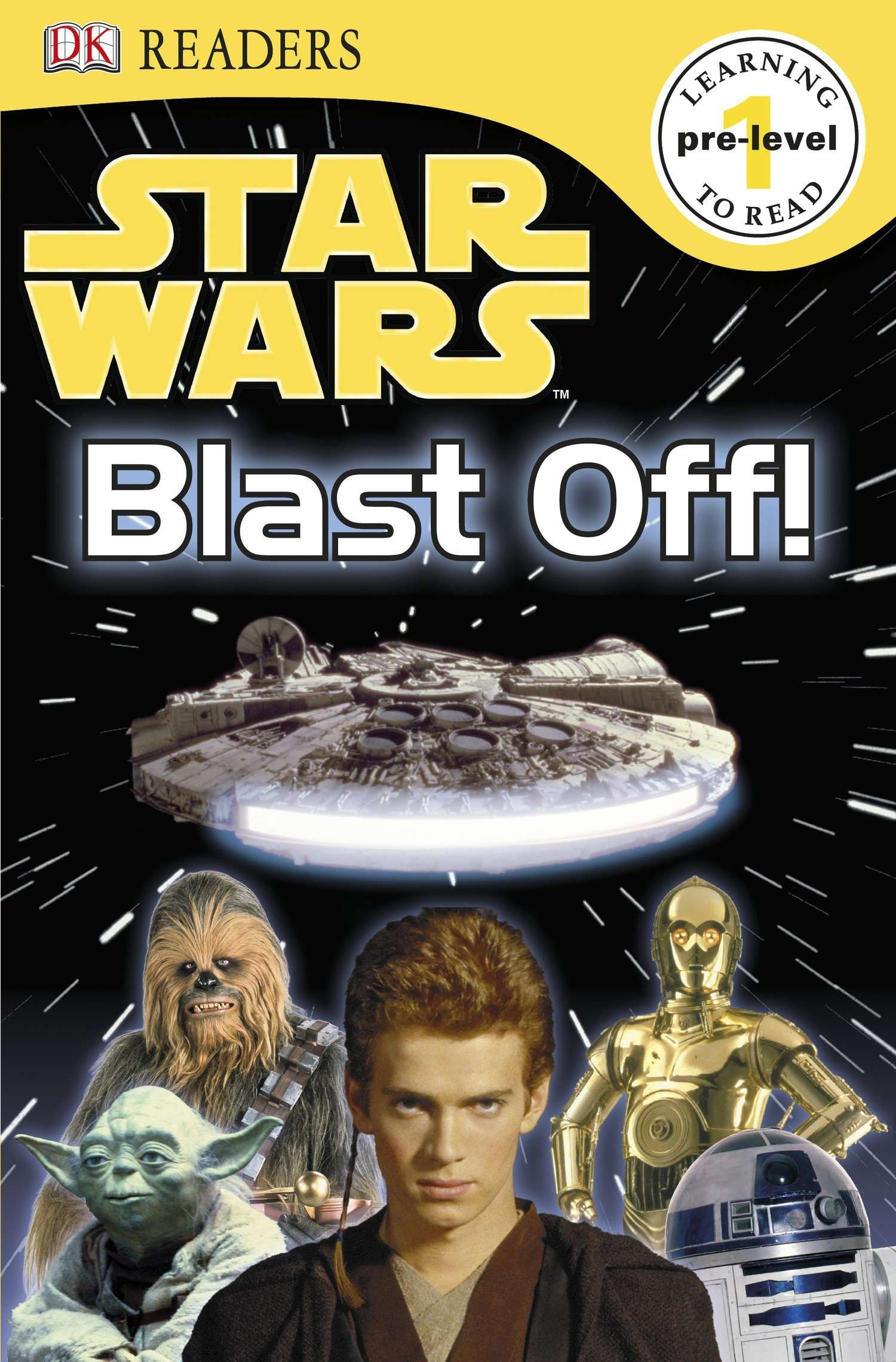 Star Wars: Blast Off