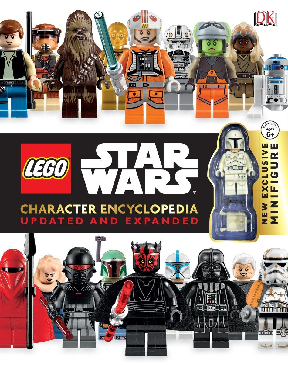 Lego Star Wars Character Encyclopedia (Updated and Expanded)