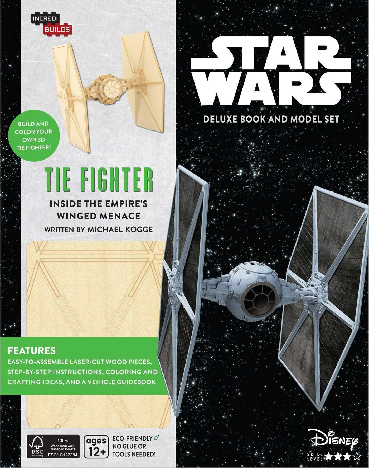 Star Wars: TIE Fighter - Inside the Empire's Winged Menace