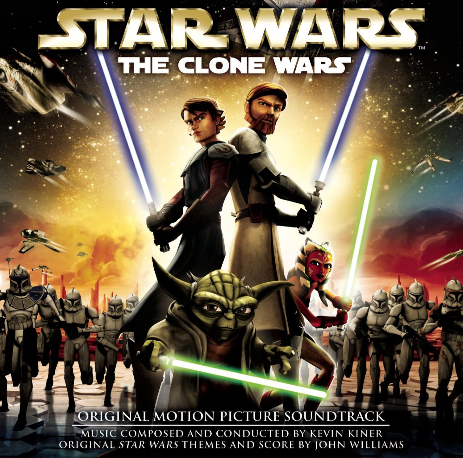 Star Wars: The Clone Wars Original Motion Picture Soundtrack