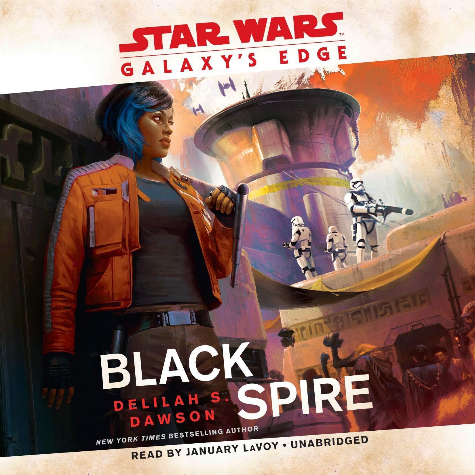 Star Wars Galaxy's Edge: Black Spire (audio)