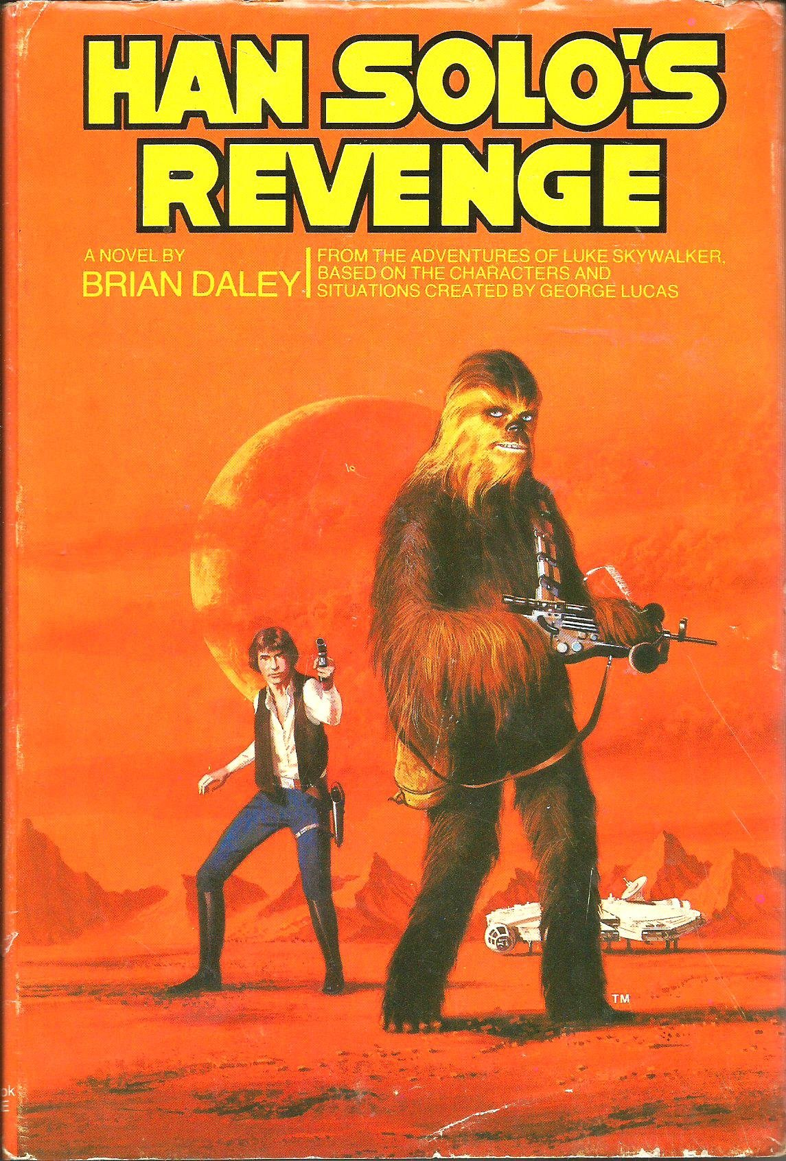 Han Solo's Revenge (First Paperback Release)