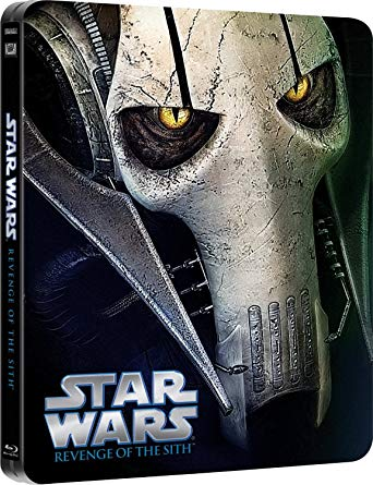 Star Wars: Revenge of the Sith Steelbook