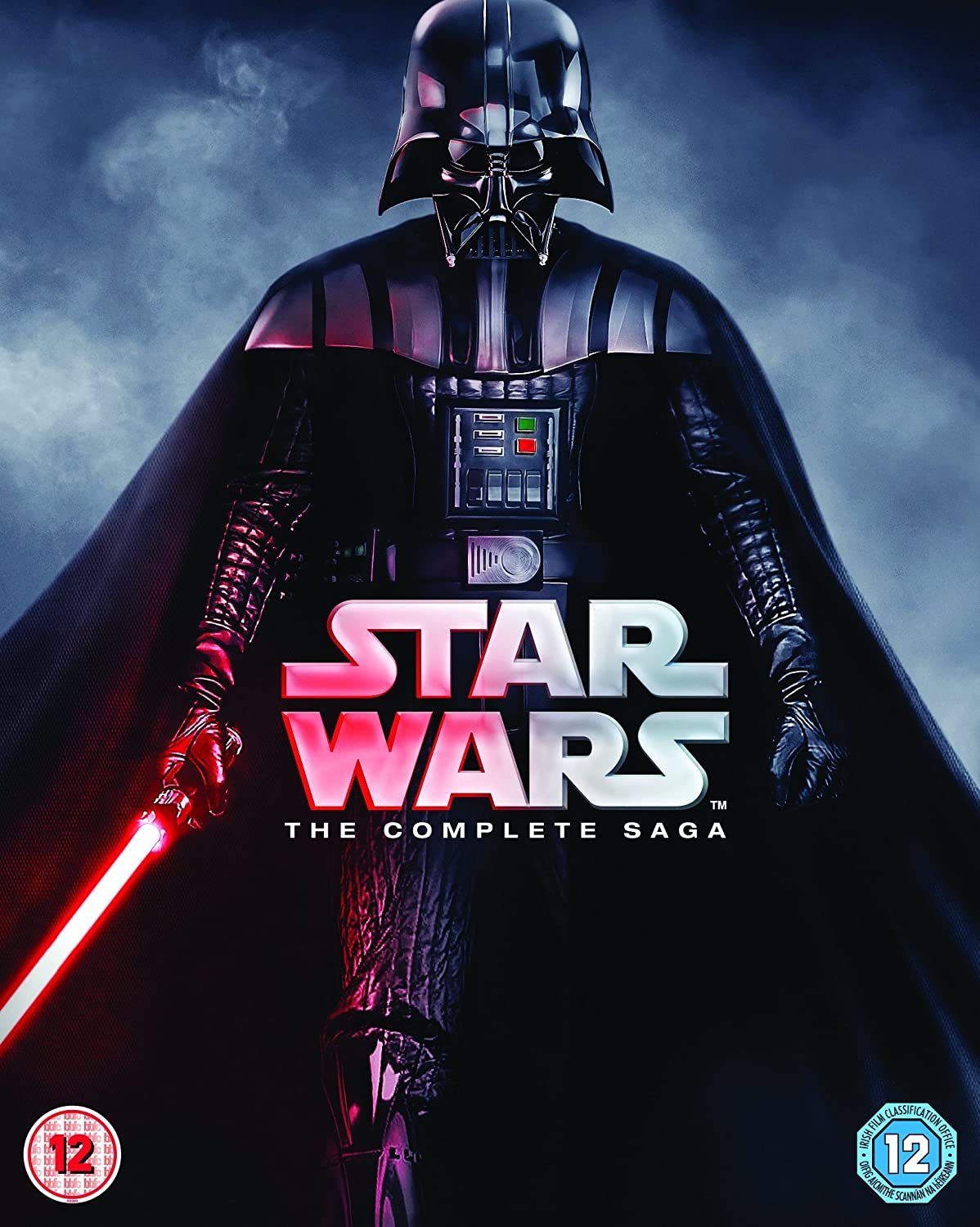 Star Wars: The Complete Saga (2015 Blu Ray)
