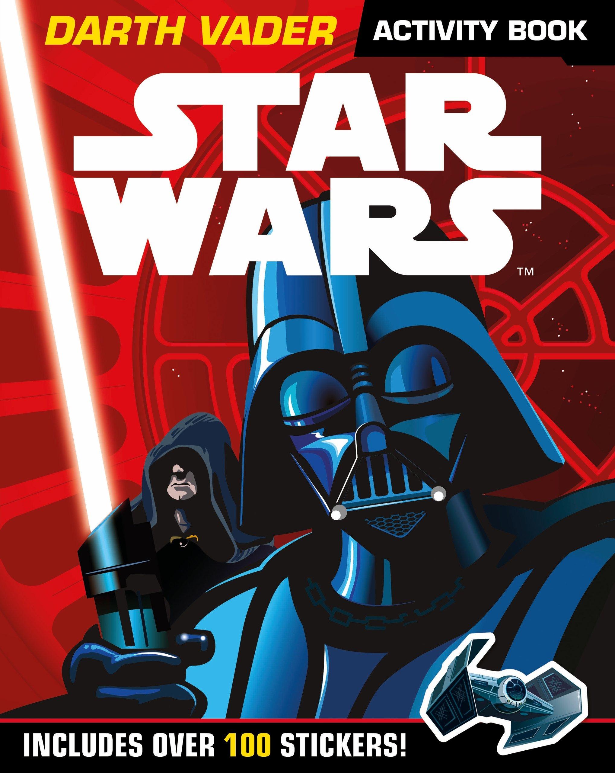 Star Wars: Darth Vader Activity Book