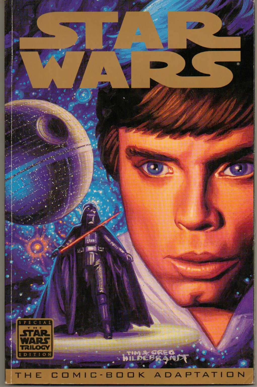 Star Wars: A New Hope (Dark Horse Special Edition Release)