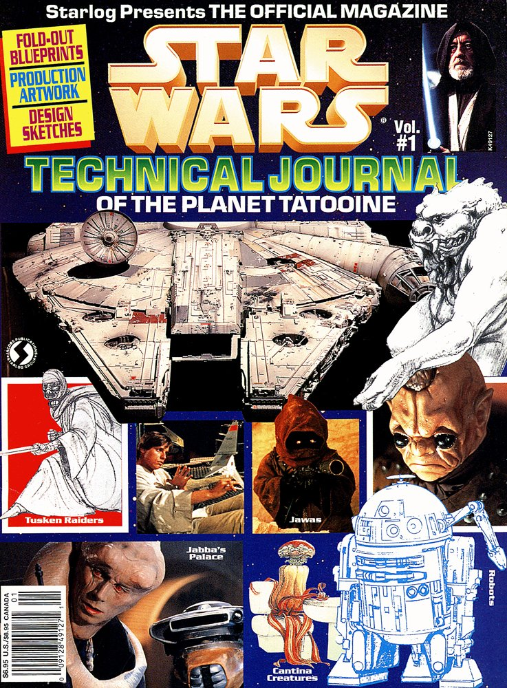 Star Wars Technical Journal of the Planet Tatooine