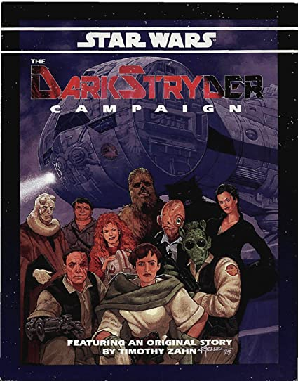 Star Wars: The Darkstryder Campaign