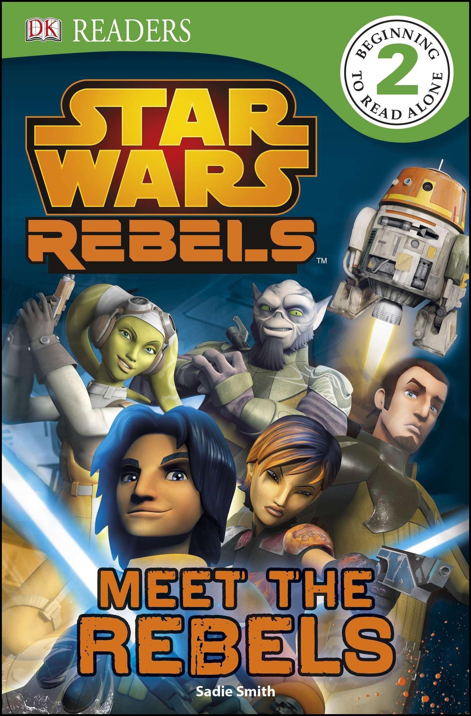 Star Wars Rebels: Meet the Rebels