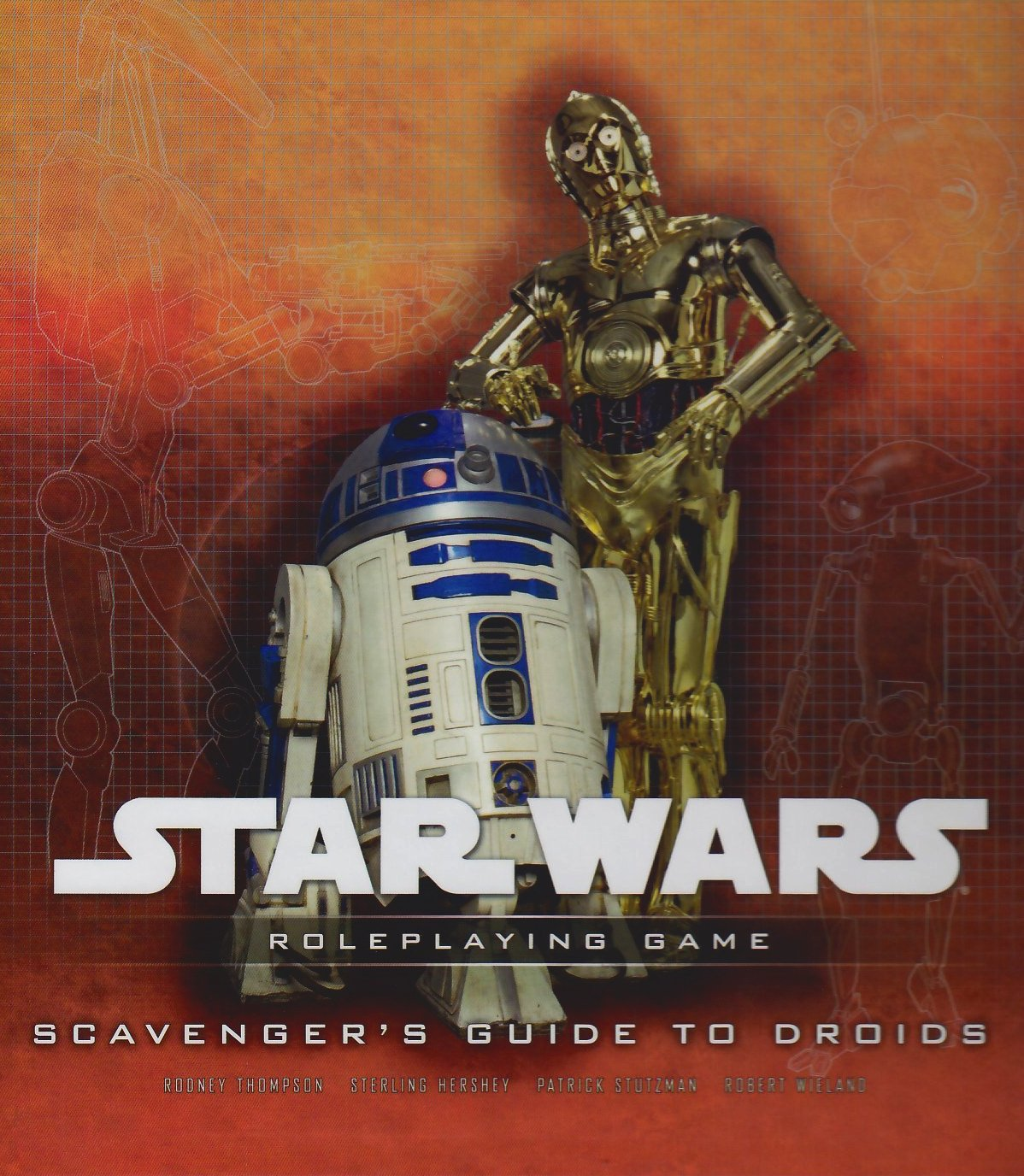 Star Wars: Scavenger's Guide to Droids