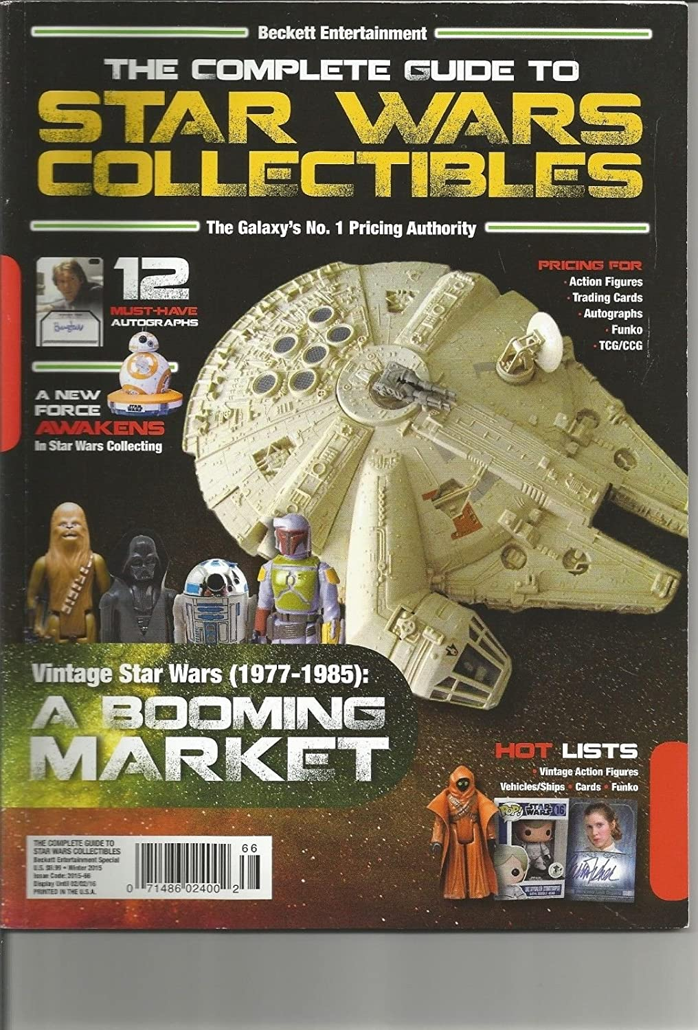 The Complete Guide to Star Wars Collectibles