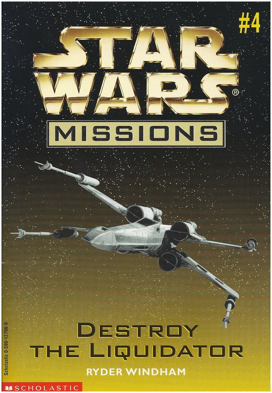 Star Wars Missions: Destroy the Liquidator