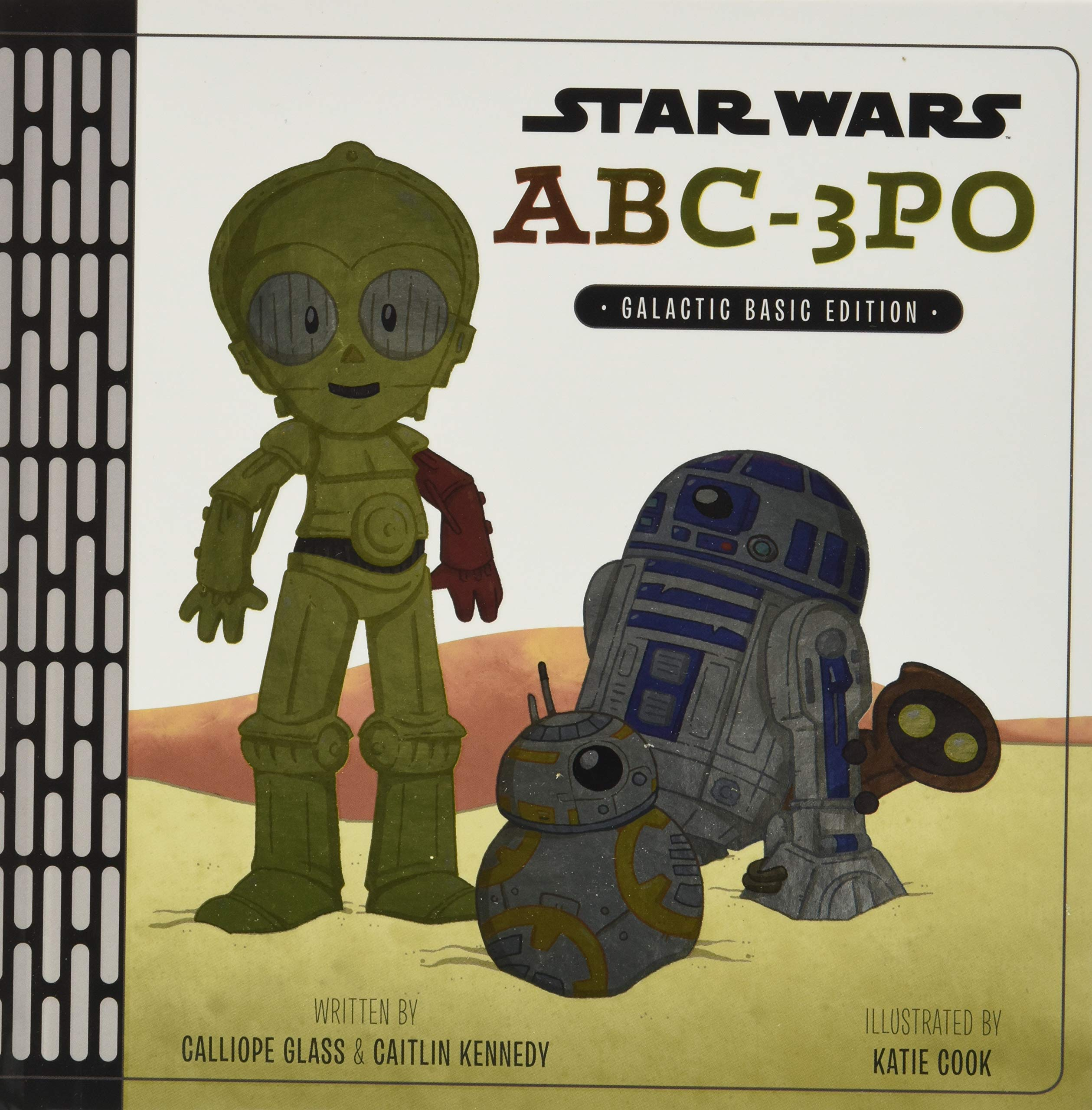 Star Wars: ABC-3PO (Galactic Basic Edition)